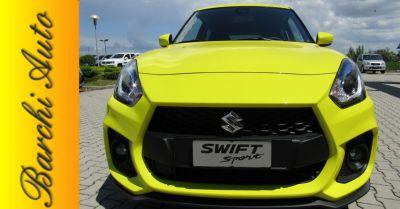 barchi auto offerta vendita swift sport 1 4 turbo benzina occasione vendita auto usate faenza