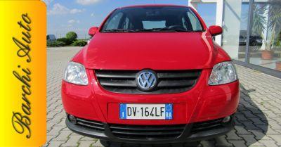 barchi auto offerta vendita volkswagen fox 1 2 easy occasione vendita auto usate faenza