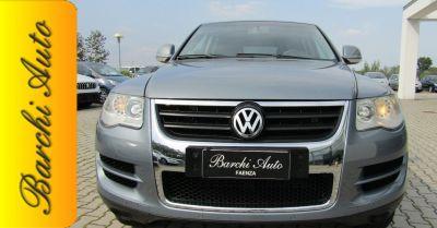 barchi auto offerta vendita volkswagen touareg 2 5 diesel occasione vendita auto usate