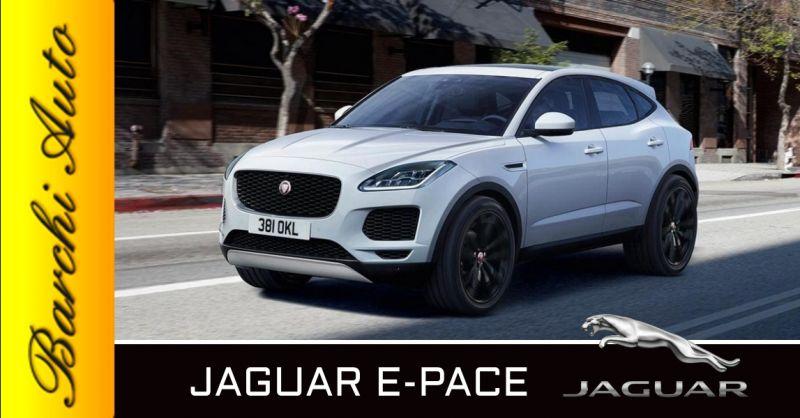Offerta vendita Jaguar E Pace Ravenna - occasione concessionario suv Jaguar Forlì Cesena