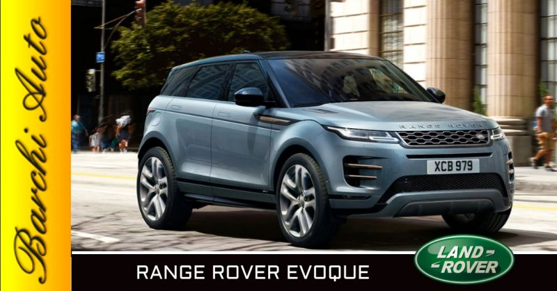 Offerta nuova Range Rover Evoque Ravenna - occasione modelli suv Lande Rover Forlì