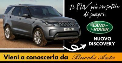 offerta vendita nuova land rover discovery ravenna occasione land rover discovery nuova forli