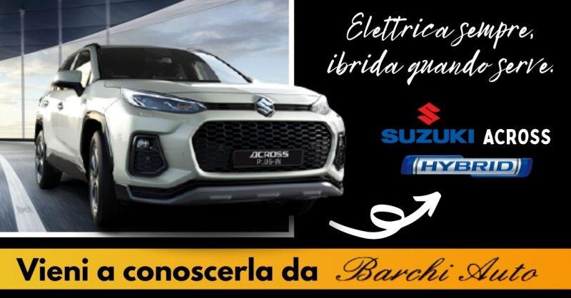 Offerta vendita Nuova Suzuki Across a Ravenna - Occasione Nuovo Suzuki Across ibrido a Forlì Cesena