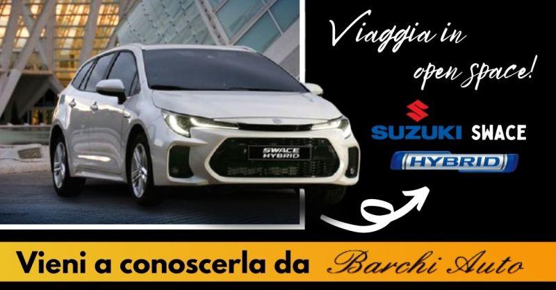 Offerta Vendita Nuova Suzuki Swace Hybrid a Ravenna - Occasione Vendita Suzuki Swace ibrida Cesena