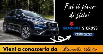 offerta vendita nuova suzuki s cross hybrid a ravenna occasione nuova suzuki s cross ibrida forli