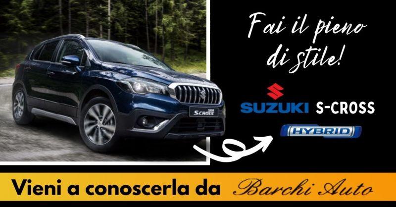 Offerta Vendita Nuova Suzuki S Cross Hybrid a Ravenna - Occasione nuova suzuki s cross ibrida Forlì