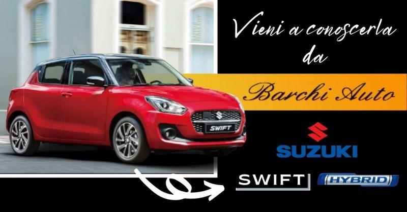 Offerta Vendita Nuova Suzuki Swift Hybrid a Ravenna - Occasione acquisto nuova Suzuki Swift Cesena