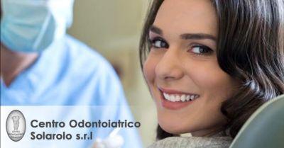centro odontoiatrico solarolo promozione pulizia dei denti professionale in offerta ravenna