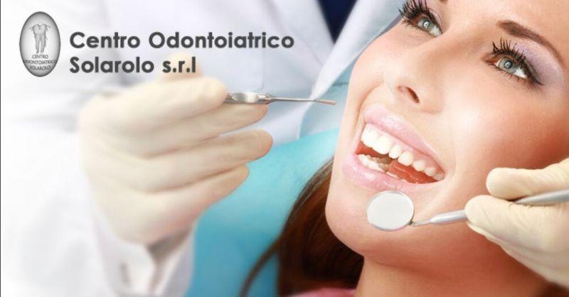 Promozione prenotazione pulizia denti Ravenna - occasione dentista a prezzi bassi Ravenna