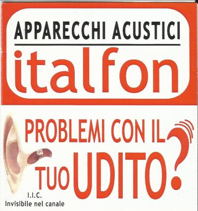 centro acustico italfon ancona