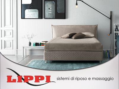 offerta letto contenitore promozione letti materassi materassaio lippi viterbo ronciglione