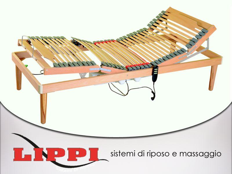 offerta reti a doghe promozione letto doghe il legno materassaio lippi civitavecchia