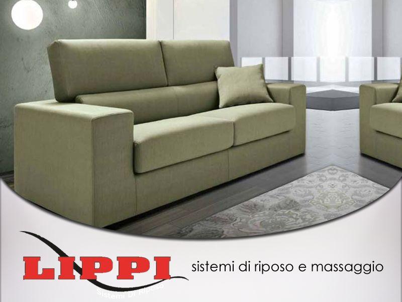 offerta divano letto promozione divani sistemi di riposo materassaio lippi civitavecchia