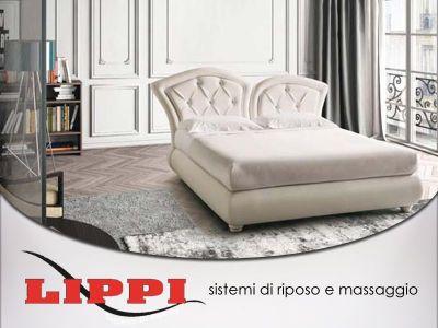 offerta letto contenitore promozione vendita letti materassi materassaio lippi civitavecchia