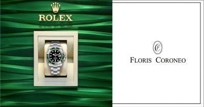 occasione rolex submariner floris coroneo