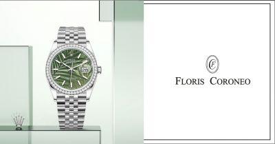 occasione rolex datejust originale floris coroneo