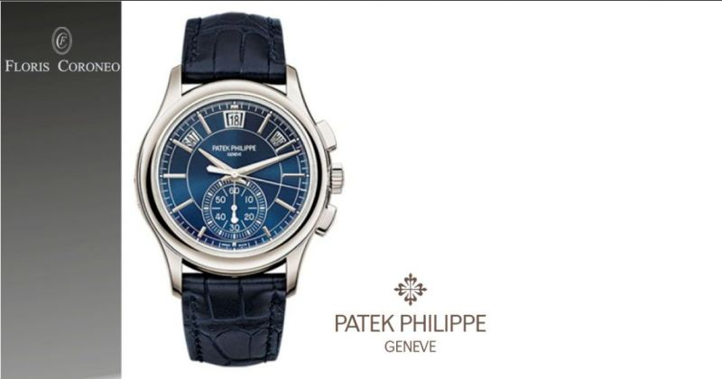 Floris Coroneo occasione Patek Philippe Complications 5905P-001 Platinum