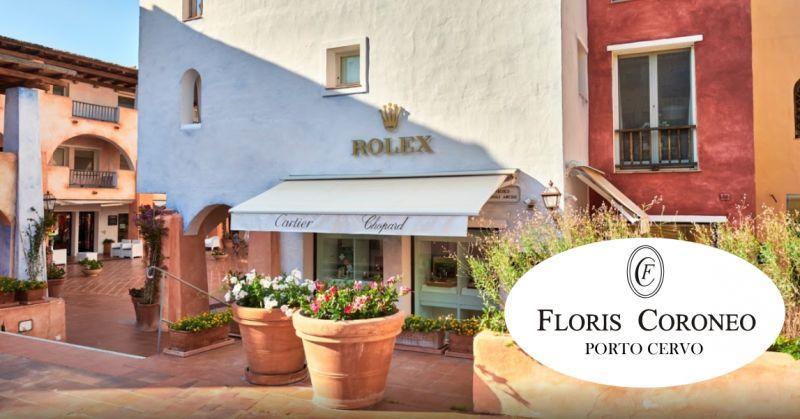 Floris Coroneo Porto Cervo  Costa Smeralda - rivenditore autorizzato Rolex e Patek Philippe