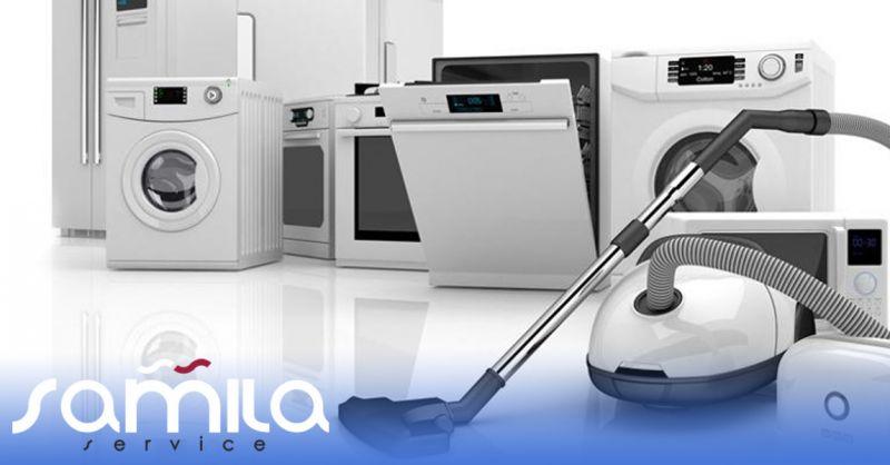 Samila Offerta riparazione elettrodomestici Vicenza - Occasione manutenzione Elettrodomestici