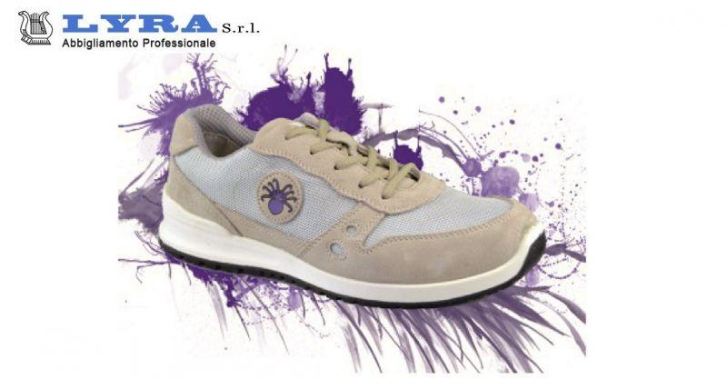 LYRA srl - offerta vendita calzature da lavoro e antinfortunistica