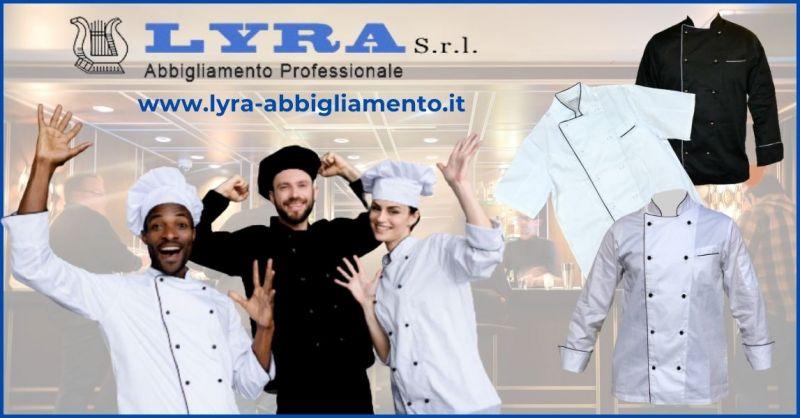 promozione abbigliamento settore alberghiero e ristorazione - occasione abbigliamento HO RE CA