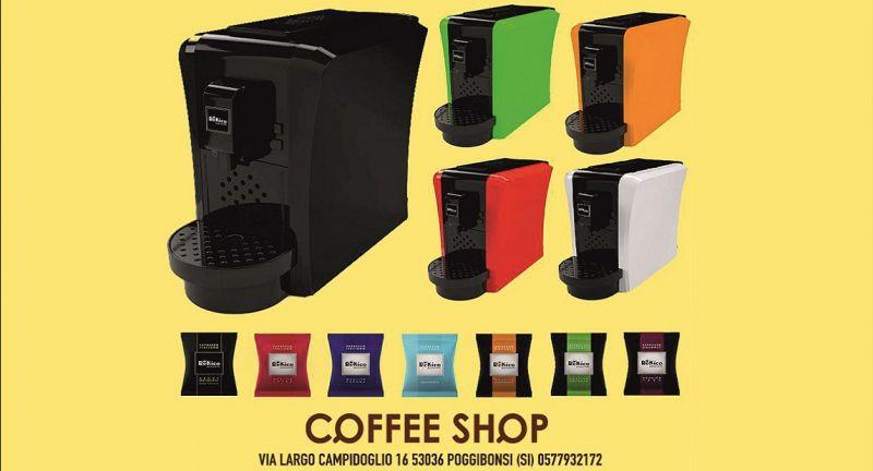promozione macchina caffè automatica sottocosto Siena - COFFEE SHOP