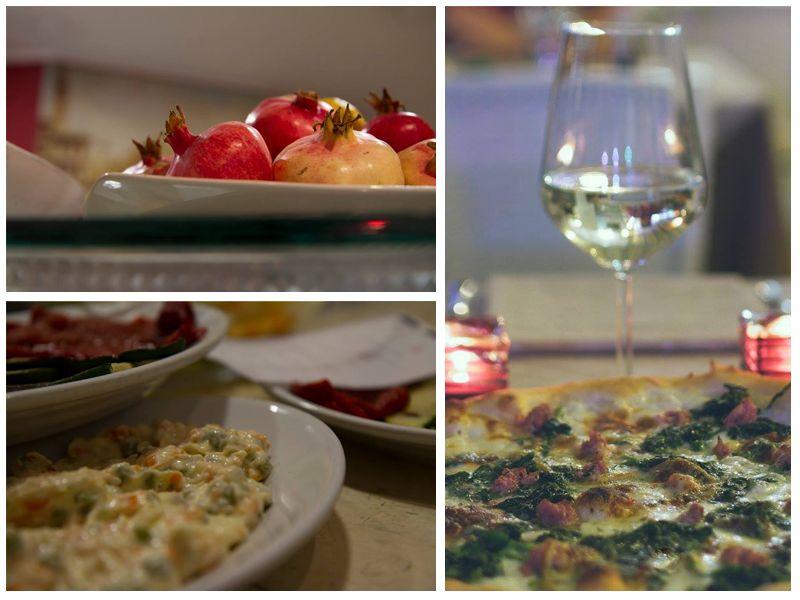 promozione ristorante offerta cucina veneziana alla pergola bianca