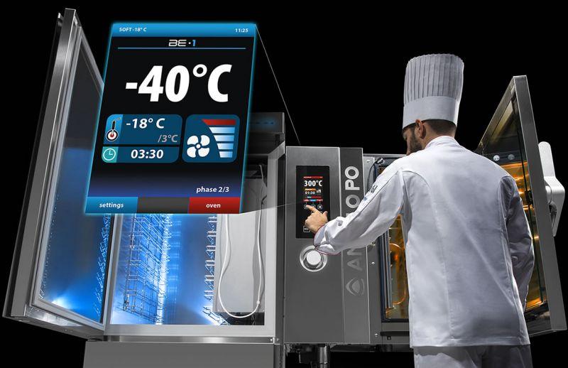 offerta be1 abbattitore di temperatura promozione surgelatore rapido alimenti vicenza