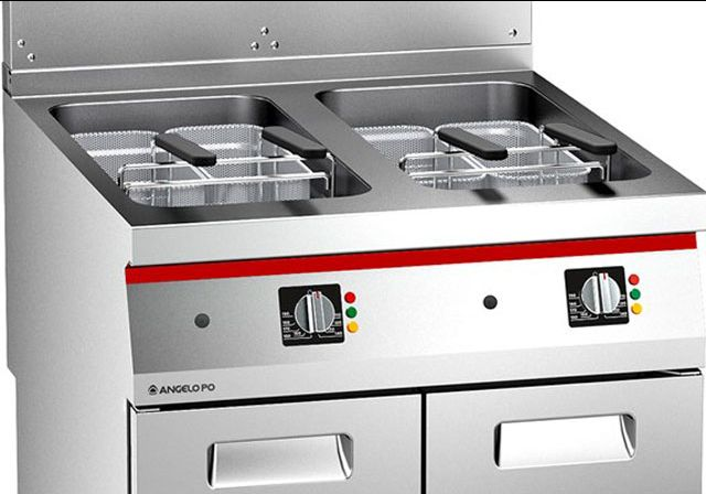 friggitrice modelli gas ed elettrici con programmi frittura vicenza veneto italia offerta