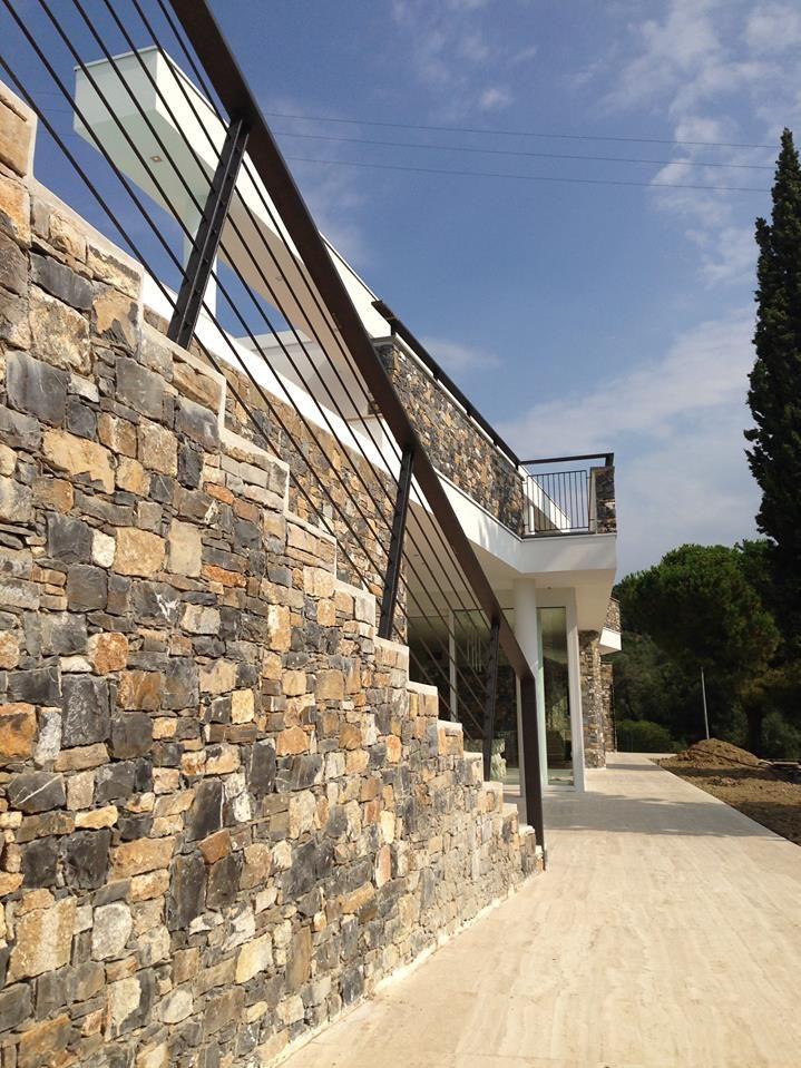Rivestimenti esterni in pietra per muretti sanremo a - Rivestimenti esterni casa ...