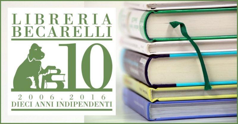 LIBRERIA BECARELLI - offerta libreria libri di vario genere e libri scolastici a Siena