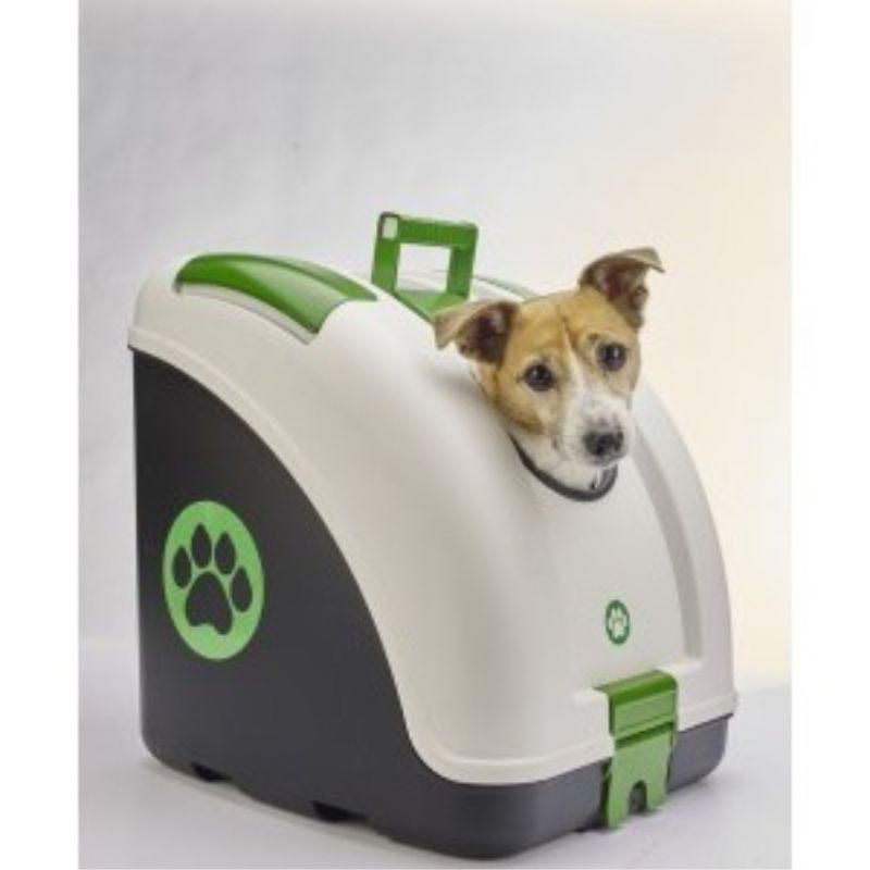 offerta trasportino per cani promozione trasportino cani per bici e scooter poggibonsi