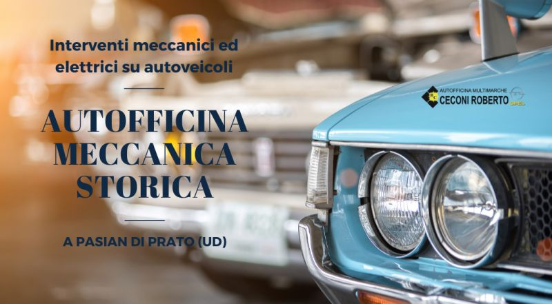 Offerta officina meccanica meccanico a Pisan di Prato a Udine – occasione autofficina riparazione auto a Pisan di Prato a Udine