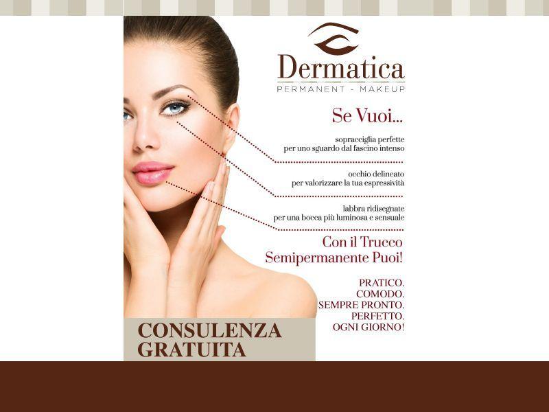 Offerta Servizio Permanent Make up Conegliano Vittorio Veneto - Dermatica