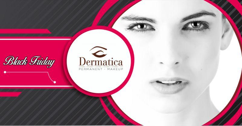 DERMATICA Offerta servizio permanent make up labbra e sopracciglia Conegliano