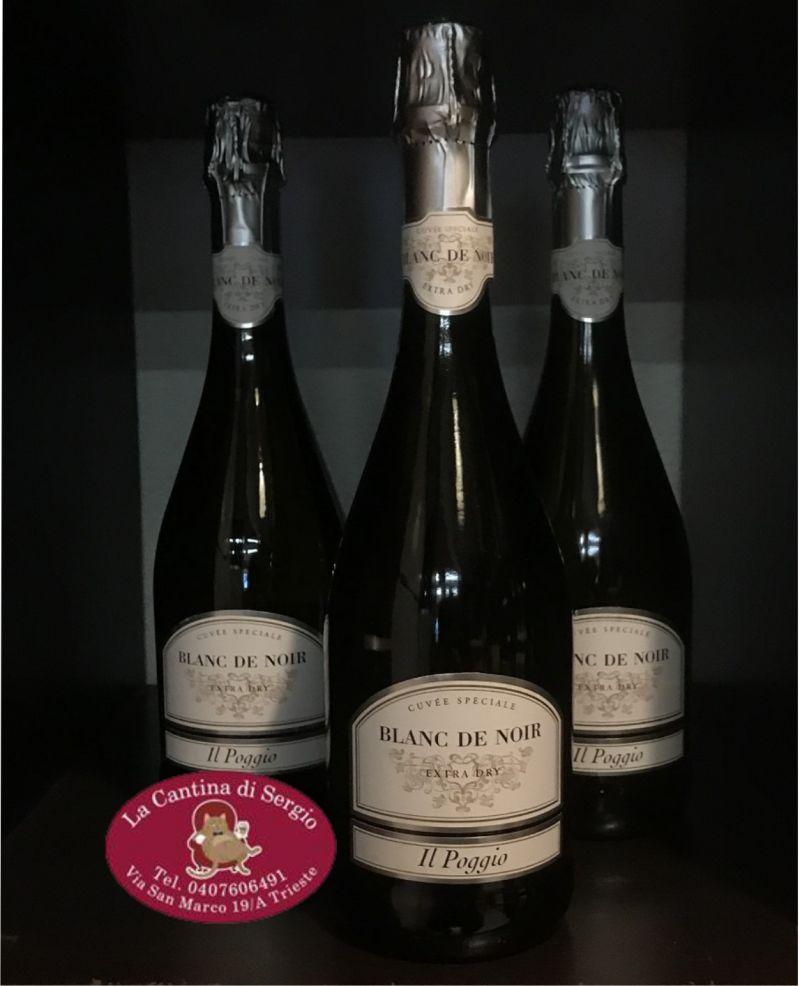 LA CANTINA DI SERGIO offerta vendita vino spumante Blanc de Noir Il Poggio Trieste