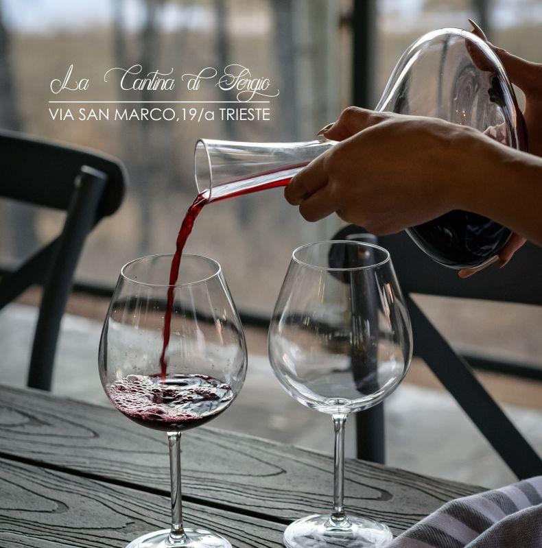 LA CANTINA DI SERGIO occasione vendita vino alla spina - promozione vino sfuso da tavola