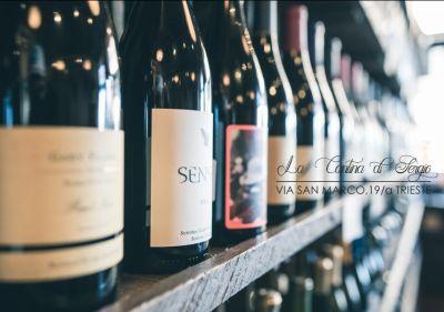 la cantina di sergio occasione idee regalo promozione regalare bottiglia di vino
