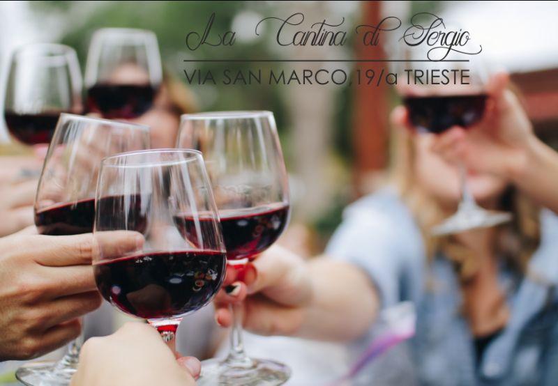 LA CANTINA DI SERGIO offerta vendita vino sfuso da tavola – promozione vini alla spina friuli