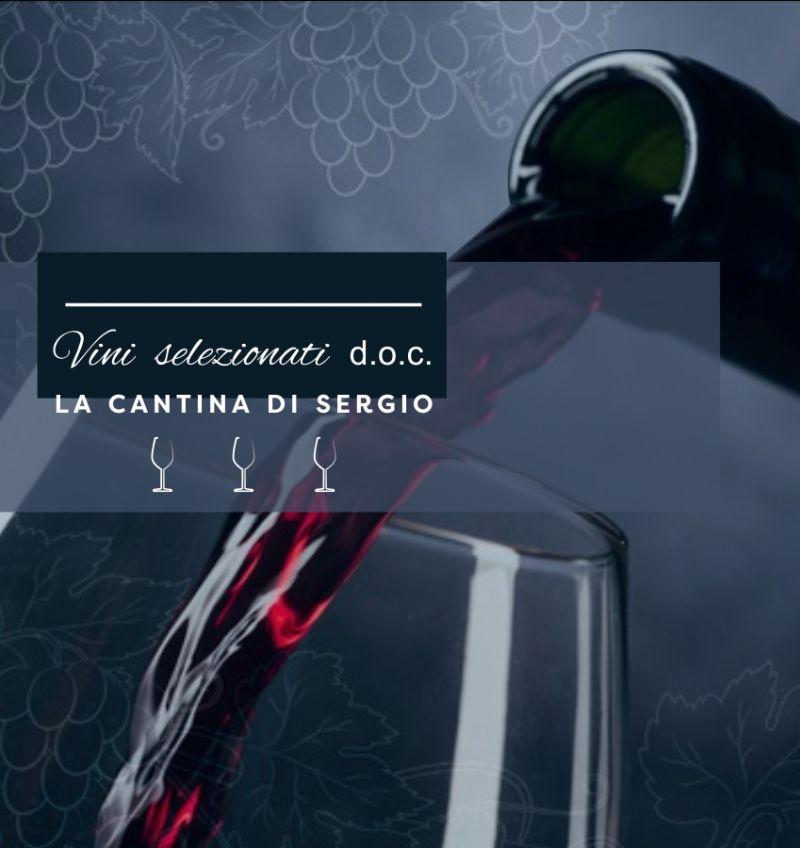 LA CANTINA DI SERGIO offerta vini pregiati doc– promozione vino piemontese di annata