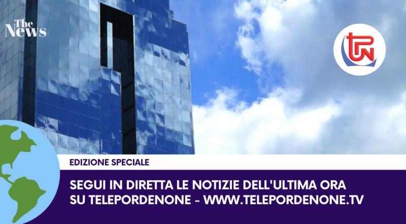 Offerta notizie in tempo reale a Pordenone – Offerta Telepordenone news in tempo reale notizie dell'ultima ora a Pordenone