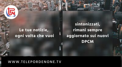 offerta nuovo dpcm a pordenone occasione ultime notizie a pordenone