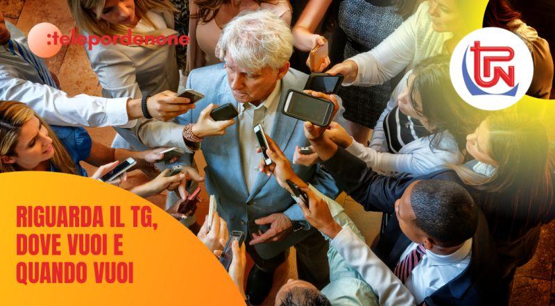 Occasione notizia in tempo reale a Pordenone – offerta rivedi il telegiornale on line a Pordenone