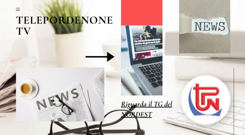 Offerta notizie locali on line a Pordenone – Occasione telegiornale on line a Pordenone