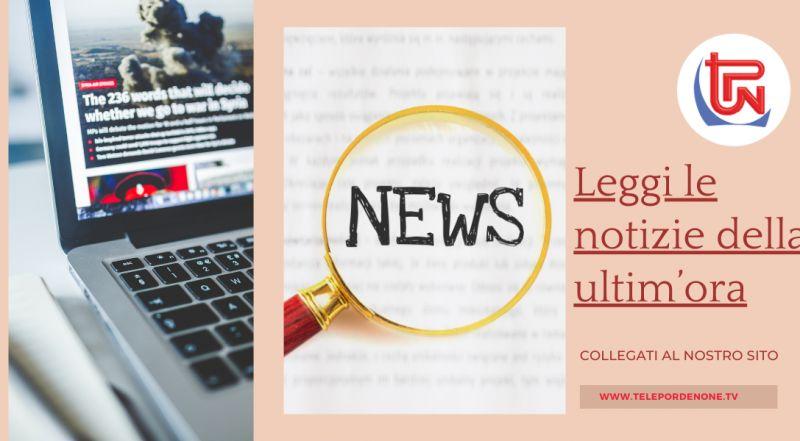 Offerta notizie in tempo reale a Pordenone – occasione notiziario on line a Pordenone