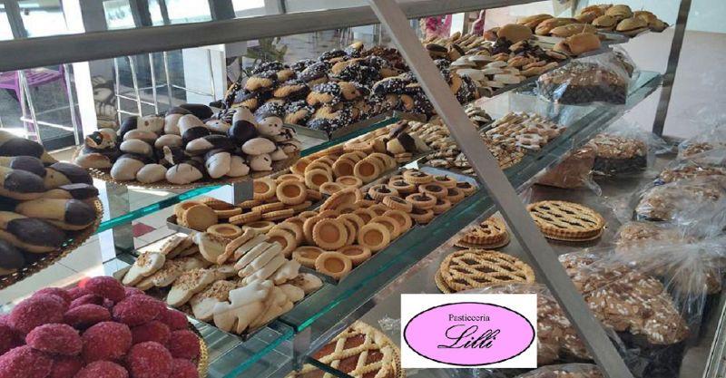 offerta pasticceria e gelateria artigianale Pisa - PASTICCERIA LILLI