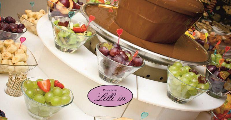 offerta servizio catering e buffet per eventi e cerimonie Pisa - PASTICCERIA LILLI IN