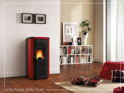 offerta vendita e installazione stufe con riscaldamento alternativo a torino la bottega dell