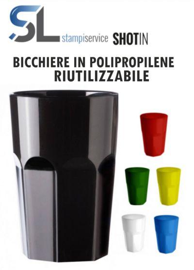 offerta bicchieri in plastica polipropilene occasione bicchieri in plastica polipropilene