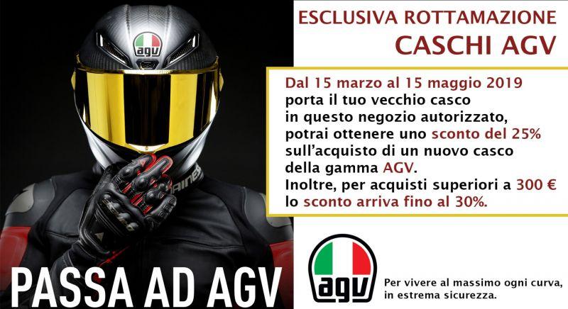 AGV caschi